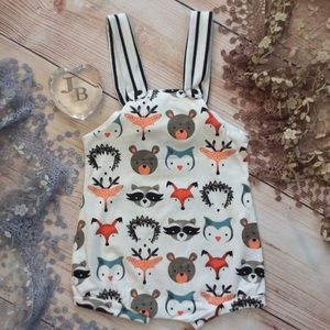 One Pieces - Boutique Baby Boy Animal Romper